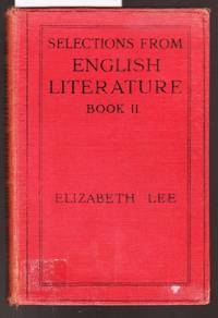 Selections from English Literature - Book II