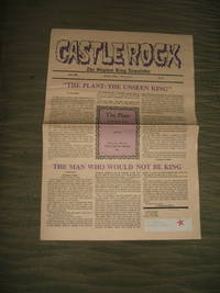 image of Castle Rock Volume 2 No.6 Stephen King Newsletter June 1986 The Plant, The Stand