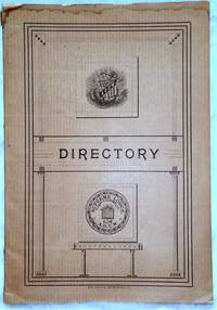 image of Directory of Supreme, Grand and Subordinate Lodges of the Ancient Order United Workmen for the Years 1890-91