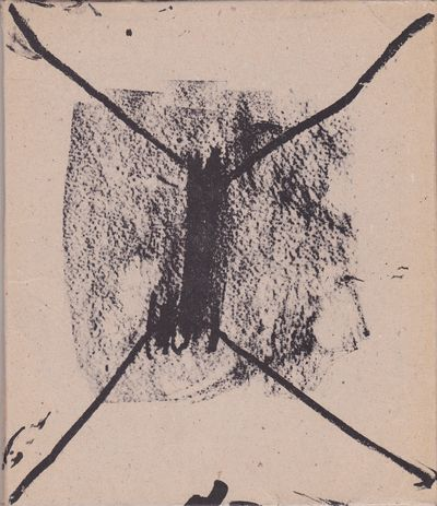 New York: Martha Jackson Gallery, 1968. First Edition, First Printing. 8vo (8 1/2 x 7 inches; 220 x ...