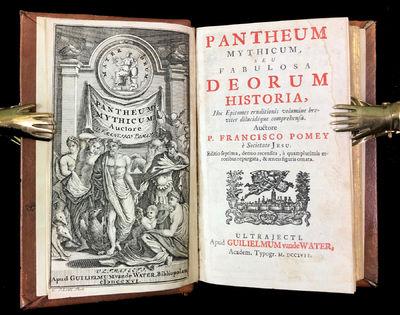 Utrecht: Guilielmum vande Water, 1717. Editio septima, denuo recensita, à quamplurimis erroribus re...