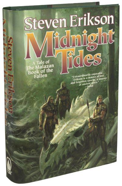 MIDNIGHT TIDES: A TALE OF THE MAZALAN...