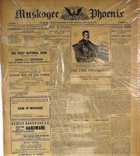 MUSKOGEE DAILY PHOENIX:  Vol. 2, No. 115, Friday Morning, January 16, 1903
