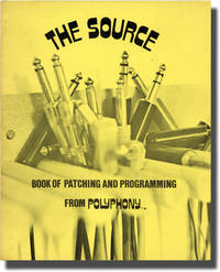 image of The Source Book of Patching and Programming
