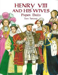 image of Henry VIII and His Wives Paper Dolls