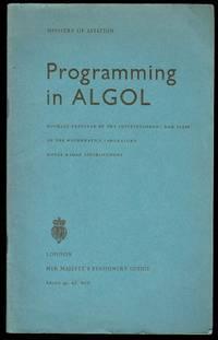 image of Programming in ALGOL