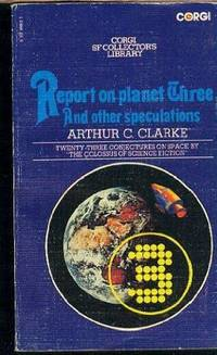 Report on Planet Three and Other Speculations (Corgi SF collector's library)