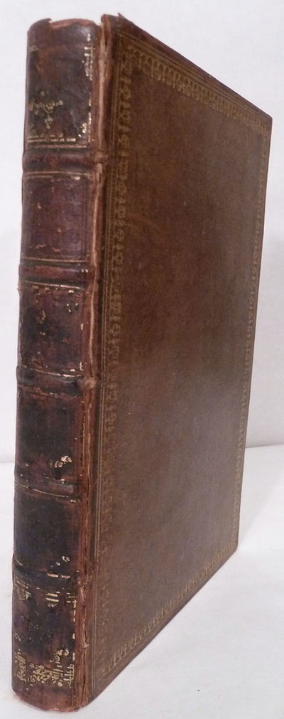 London: William and John Innys, 1726. Fifth edition. leather_bound. Contemporary full brown calf. Ve...