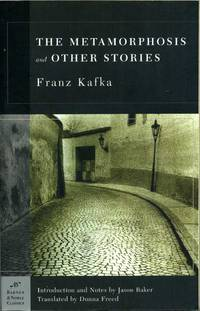 Metamorphosis and Other Stories (Barnes & Noble Classics Series)