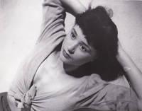 image of Summer with Monika [Summaren med Monika] (Original photograph of Harriet Andersson from the 1953 film)
