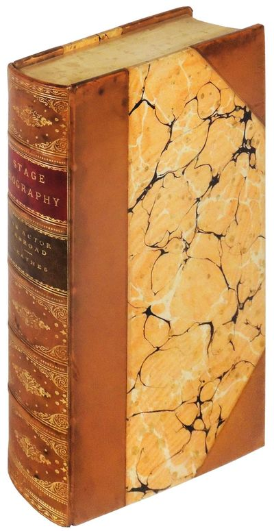 London: Hurst and Blackett, 1880. Hardcover. Very Good. Hardcover. Theater owner and playwright, Aug...