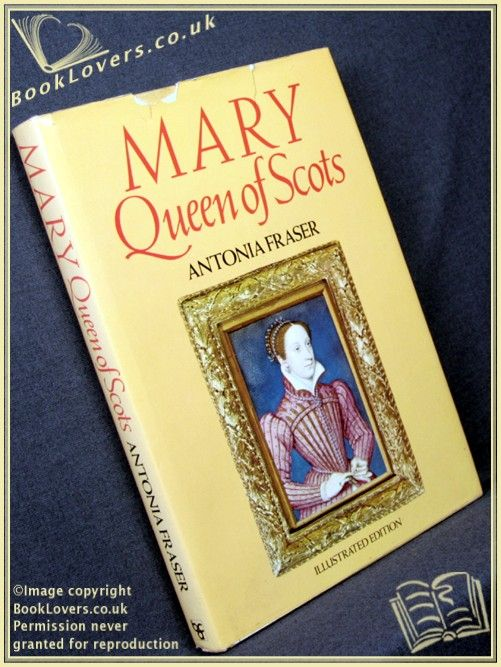 mary queen of scots antonia fraser pdf
