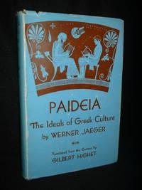 PAIDEIA:The Ideals OF Greek Culture, Vol. II, In Search Of Devine Centre