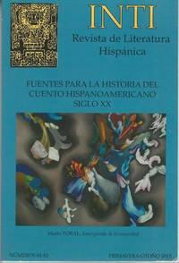 INTI Revista de Literatura Hispanica by Dr. Donald Russell Bailey & Roger B. Carmosino