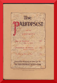 The Palimpsest: Mormons On The March