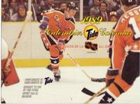 "Calendrier ""Tide"" Calendar 1989 - Featuring the 40th NHL All-Star Game  --`Wayne Gretzky on Front --in French and English"