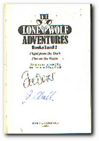 The Lone Wolf Adventures Books 1 And 2 Flight from the Dark; Fire on the  Water