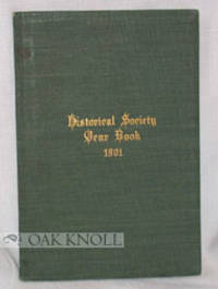 YEAR-BOOK OF THE HISTORICAL SOCIETY OF DELAWARE, 1901