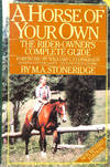 image of Horse Of Your Own