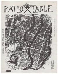 Patio Table. No. 1 / Winter 1982