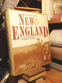 History of New England by  Candace Floyd - 1st Edition  - 1991 - from Henniker Book Farm and Biblio.co.uk