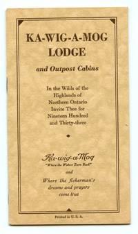 image of Ka-Wig-A-Mog Lodge and Outpost Cabins leaflet