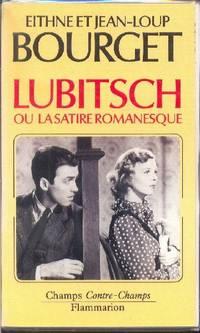 image of Lubitsch ou la satire romanesque