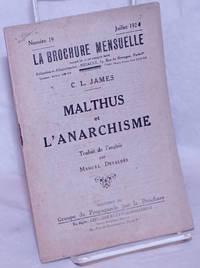 image of Malthus et L'Anarchisme