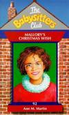 image of Mallory's Christmas Wish (Babysitters Club)