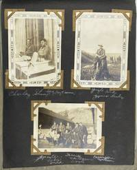 [Civilian Conservation Corps Photo Album of Joseph Grosjean, Stationed at Hemet and Coeur d'Alene]