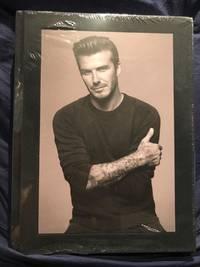 DAVID BECKHAM SIGNED Numbered Limited Edition of 106/500 Hardback Book SEALED