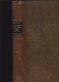 EPHEMERIDES MOTUUM CAELESTIUM PRO ANNO 1841 [1842, 1843]. Supputatae ad Meridianum Bononoiae..