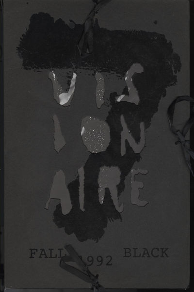 New York: Visionaire, 1992. First Edition. Softcover. Very Good Condition. Loose sheets in a die-cut...