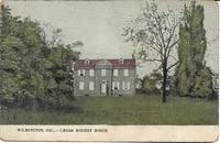 image of Cesar Rodney House, Wilmington, DE-Color Image on 1910 Postcard
