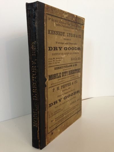 The Mobile Directory for 1869;...