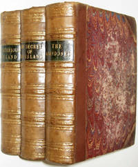 image of THE MYSTERIOUS ISLAND.  THE MODERN ROBINSON CRUSOE.  First English Edition. Complete in 3 volumes: