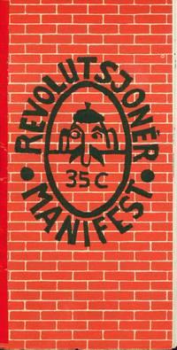 Revolutsjoner manifest, of het Nederlandse roje boekje [Revolutionary manifesto, or the Dutch red book]