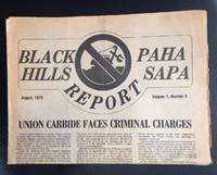 image of Black Hills / Paha Sapa Report. Vol. 1, no. 2 (August 1979)