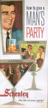 image of how to Give a Man's Party