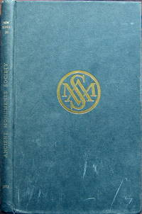Transactions of the Ancient Monuments Society (N.S. vol. 20 only) by  Marjorie B. (ed.) Honeybourne - Hardcover - New Series vol. 20  - 1975 - from Acanthophyllum Books and Biblio.com