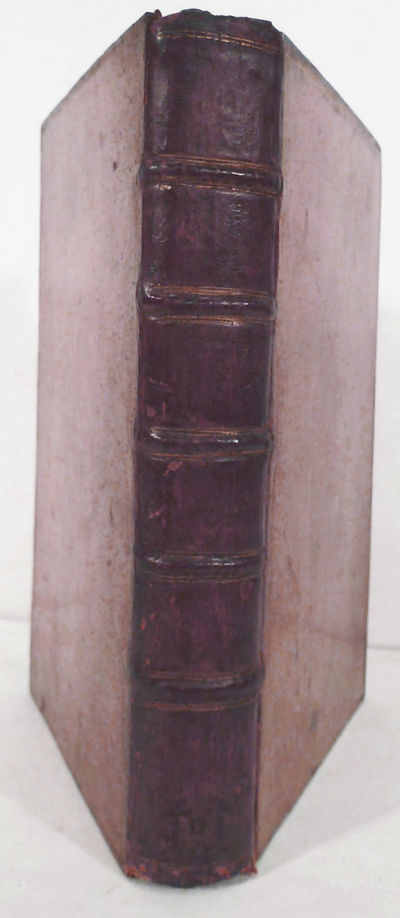 London: J. Nourse, 1759. First edition. leather_bound. Contemporary full brown calf, double gilt bor...