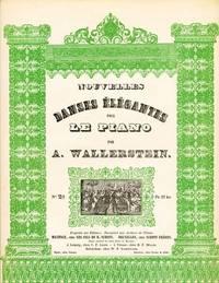 Nouvelles Danses Elegantes pour le Piano.  Anna-Polka (La Lionne de Mabile).
