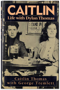 image of Caitlin. Life with Dylan Thomas.