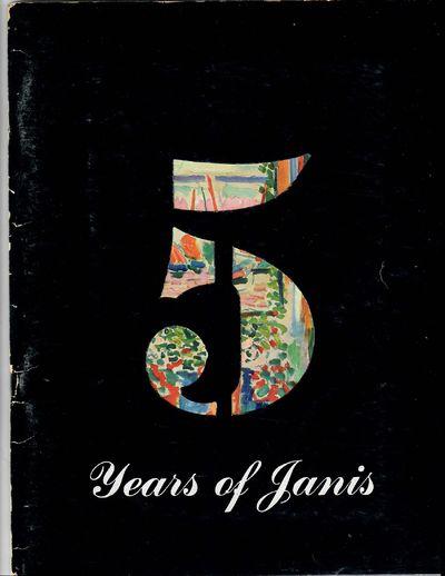 5 Years of Janis