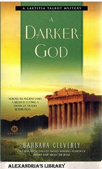 A Darker God - A Laetitia Talbot Mystery
