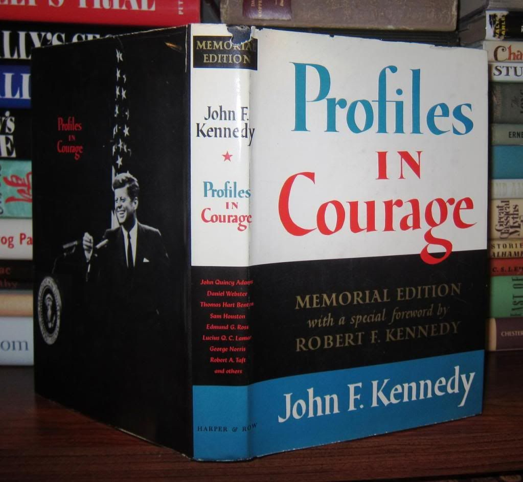 a summary of profiles in courage by john f kennedy Profiles in courage, by john f kennedy profiles in courage for our time , by caroline kennedy, including chapter on rep hilda solis, secretary of labor-designee promises to keep , by sen joe biden, vice president-elect.