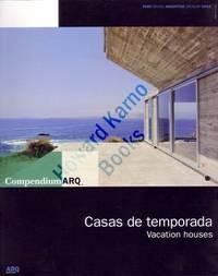 Santiago de Chile: Ediciones ARQ, Abril 2003. 27cm. Compendium ARQ, No. 2 80p b/w and color plates, ...