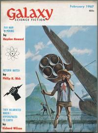 Galaxy Science Fiction - February 1967