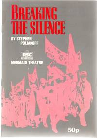 Breaking the Silence - Mermaid Theatre Programme  1985