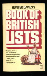 image of Book of British Lists